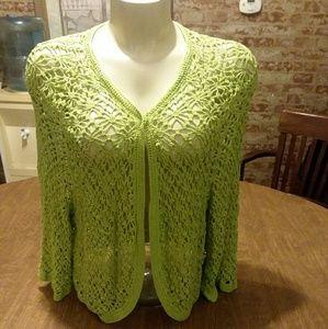 NYGARD CROP Sweater